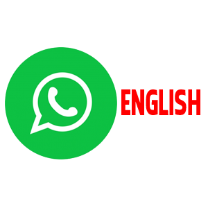 whatsapp English